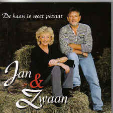 Jan&Zwaan-De Haan Is Weer Paraat cd single