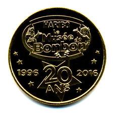 30 UZES Musée du bonbon Haribo 14, 20 ans, 2016, Monnaie de Paris