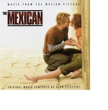 ALAN SILVESTRI The Mexican OST / SOUNDTRACK Neu
