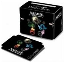 Ultra Pro DECK BOX Magic MTG Mana Symbol Series 4  w/ Dual Life Counter 86138