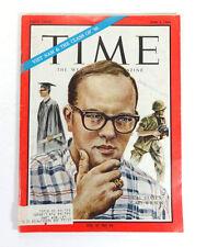TIME Magazine Cal State's Gary Wilson (Jun 3,1966) Viet Nam 1960's Ads