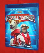 LN Russell Madness Widescreen BluRay DVD Combo Air-Bud International Production