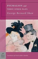 George Bernard Shaw - Pygmalion And Three Other Play (2004) - Used - Trade