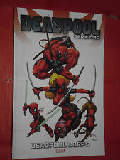 DEADPOOL- VOLUME SERIE ORO- N°10  deadpool corps- MARVEL PANINI