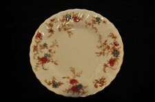 Vintage Minton Ancestral Pattern Bread and Butter Plate Globe Mark