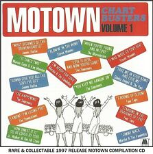 Motown Very Best Greatest Hits CD Marvin Gaye Stevie Wonder Diana Ross Supremes