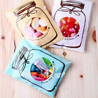 50X Bottle Christmas Cello Cellophane Kids Party Favour Sweet Biscuit Gift Bags