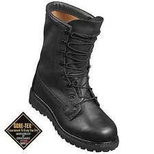 LEFT BOOT ONLY Bates ICW Cold Weather Gore-Tex Black Boots 10.5W  10 1/2 Wide
