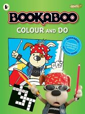 BOOKABOO COLOUR AND DO __ ACTIVITY BOOK __ BRAND NEW __ FREEPOST UK