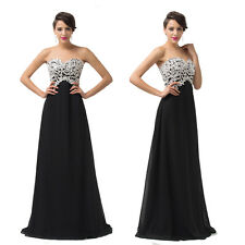 Strapless Masquerade Costume WeddingEvening Long Dress Club Bridesmaid Ball Gown