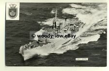 na1577 - Royal Navy Warship -  HMS Keppel - photograph