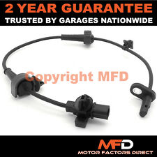 FOR HONDA CIVIC MK 8 2.2 I-CTDI DIESEL 2006-12 REAR RIGHT ABS WHEEL SPEED SENSOR