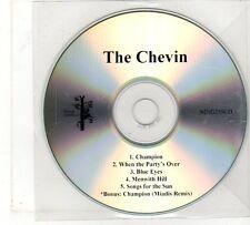 (FU901) The Chevin, 6 track sampler - DJ CD