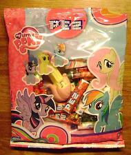 NEW 2016 EUROPEAN PEZ BIG BAG MY LITTLE PONY FLUTTERSHY