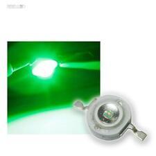 Highpower LED 3 Watt Grün, 3W grüne High Power SMD LEDs, 350mA 3 W green verte