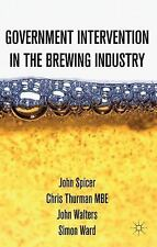 Intervention in the Modern UK Brewing Industry, ., Ward, Simon, Walters, J., Thu