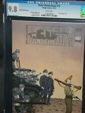 Image Peter Panzerfaust #15 CGC 9.8 Ghost Variant Cover