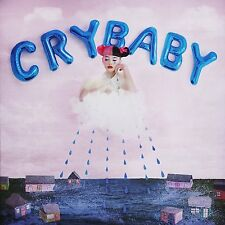 Melanie Martinez CRY BABY Album +MP3s & BOOKLET Gatefold NEW BLACK VINYL LP
