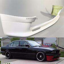 BMW E34 Front Bumper Zender Style Spoiler Splitter Addon Valance Tuning Lip