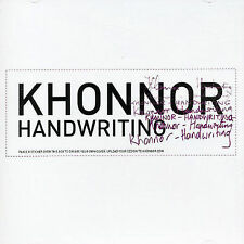 1 CENT CD Handwriting - Khonnor IMPORT/IDM/ELECTRO/GLITCH/NEOFOLK