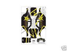 LOSA8205 Team Losi Rockstar MX Grafik Kit - Greifarm Kriecher