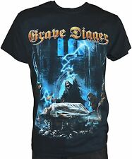 GRAVE DIGGER Healed By Metal T-Shirt - XXL / 2XL - 163707