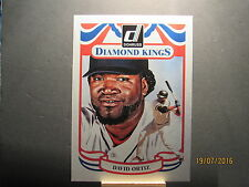 2014 Donruss Diamond King Box Toppers #2 David Ortiz