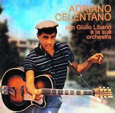 LP ADRIANO CELENTANO - CON GIULIO LIBANO E LA SUA ORCHESTRA RISTAMPA