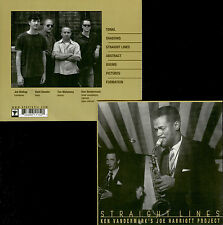 KEN VANDERMARK'S JOE HARRIOTT PROJECT  straight lines