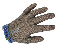 Honeywell Size Large Cut Resistant Stainless Steel Mesh Glove