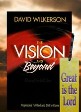 The Vision and Beyond: David Wilkerson + Free Great is the Lord Bookmark