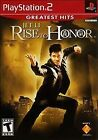Rise to Honor Greatest Hits PS2 (Sony PlayStation 2, 2004) COMPLETE - EXCELLENT