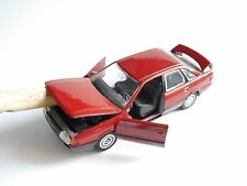 Audi 80 B3 Quattro in rot rouge rosso roja red, Schabak in 1:43!
