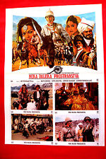 FAR PAVILIONS 1984 CRISTOPHER LEE BEN CROSS AMY IRVING RARE EXYU MOVIE POSTER