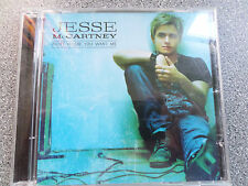 JESSE McCARTNEY - RIGHT WHERE YOU WANT ME -  CD - 3 TRACK SINGLE