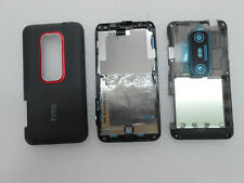 full New black colour original Full Housing For HTC G17 /  Evo 3d /  X515M