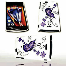 Design no. 3 Back Cover per Cellulare Case per Sony Ericsson Xperia Arc Arc S