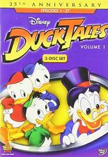 DuckTales: Vol. 1 [25th Anniversary] (DVD, 2013) Usually ships within 12 hours!!