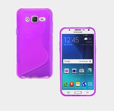 S-Line Wave TPU Soft Silicone Plastic Gel Rubber Case Cover Fo Nokia HTC LG MOTO