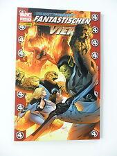 DIE ULTIMATIVEN FANTASTISCHEN VIER - Nr. 1. Präsident Thor (Marvel Comic) Top.