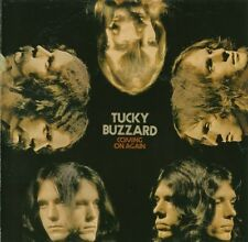 "Tucky Buzzard:  ""Coming On Again"" + Bonus  (CD)"
