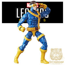 "CYCLOPS (JIM LEE) Marvel Legends 6"" X-Men Series 2017 Loose Figure - BAF Warlock"