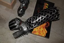 KISS boots Gene Simmons Demon with box not Aucoin