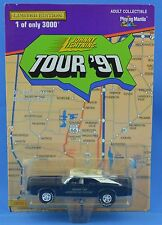 Johnny Lightning Tour '97 JL 1968 Charger #702 of 3000! Taking Country By Storm