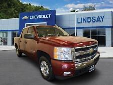Chevrolet: Silverado 1500 2WD Crew Cab
