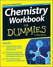 Dummies - Chemistry Workbook For Dummies (2014) - New - Trade Paper (Paperb