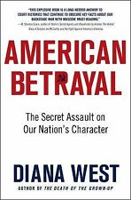 AMERICAN BETRAYAL [9781250055811] - DIANA WEST (PAPERBACK) NEW
