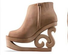 Jeffrey Campbell Skate Booties Size 8