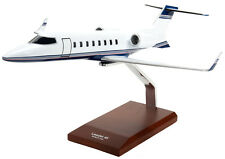 Bombardier Aerospace Learjet 45 Desk Top Display Private Model 1/35 AM Airplane