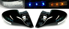 Front Power Door Side Mirrors w/ LED Signal Pair FITS Nissan 240SX/200SX/180SX